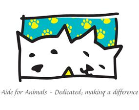cat dog logo | Aide for Animals